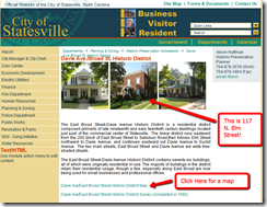 City_of_Statesville_Historic_Page